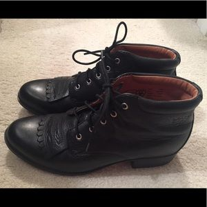 ARIAT boots leather black